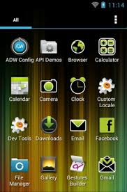 gingerbread android gingerbread android theme for adw launcher androidlooks