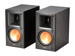Refurbished Bookshelf Speakers Klipsch Reference Rb 51 Ii Bookshelf Speaker Pair Newegg Com