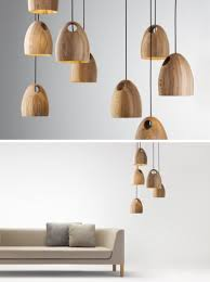 Wooden Pendant Lights 15 Wood Pendant Lights That Add A Touch To Your Decor