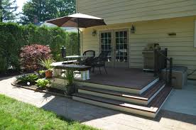 ipe deck in cherry hill u2013 natural materials can survive by next