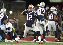 brady gives a refresh to patriots dominate to reach seventh afc