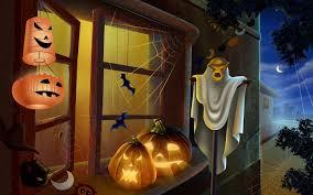 animated halloween background wallpaper halloween albums wallpaperspics