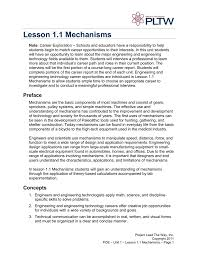 lesson 1 1 mechanisms