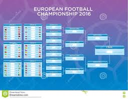 Football Flag Printing Euro 2016 Footbal Match Schedule Template For Web Print