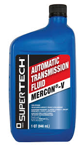super tech mercon v automatic transmission fluid 1qt walmart com