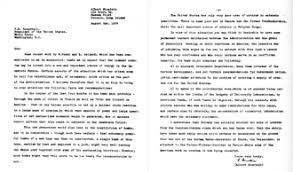 einstein u2013szilárd letter wikipedia
