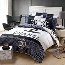 Gucci Bed Comforter Chanel Bedding Set 1 Pepper Pinterest Chanel Bedding