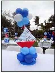 Sailboat Centerpieces Nautical Theme - 89 best under the sea images on pinterest decorations balloon