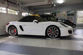 porsche cayman white clear bra recommended for a std white cayman