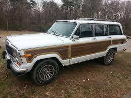 old jeep grand wagoneer 1991 jeep grand wagoneer rare vin 00001 classic jeep wagoneer