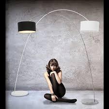 Schlafzimmer Steh Lampen Design Bogenlampe Von Design Delights Lounge Stehlampe
