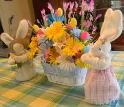 The Chew Easter Table Decorations by Easter Centerpiece U2013 Overcoming Flower Phobia Piggytummy