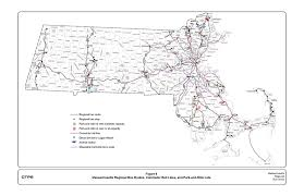 Megabus Route Map by Chapter 2 The Regional Bus Network Recent Evolution And Its