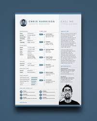 Best One Page Resume Template Free One Page Resume Template Resume Template And Professional