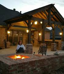 expand with a solid covered deck or patio western timber frame
