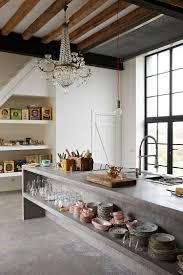trendy display kitchen islands with open shelving view gallery industrial and mediterranean elements rolled into one from nosy parker
