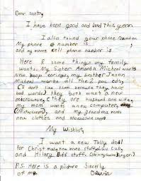 funny letters to santa 25 pics izismile com