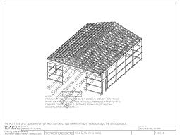 journey shed plans 30 x 40
