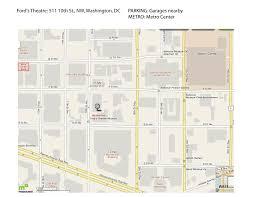 Verizon Center Washington Dc Map by Iatse Local 22