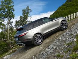 land rover track range rover velar is poised to lead the pack toronto star