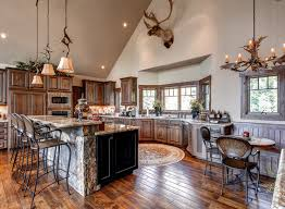 Chandeliers For Kitchen 20 Fashionable Ways To Add Antler Chandeliers In The Kitchen