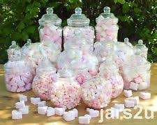 Plastic Candy Containers For Candy Buffet by Retro Vintage 19 Plastic Jars Kids Party Kit Sweet Shop Wedding