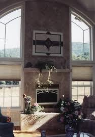 Travertine Fireplace Tile by Portfolio Tile Perfection
