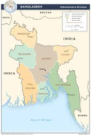 Blank World Map Pdf by Bangladesh Map Blank Political Bangladesh Map With Cities