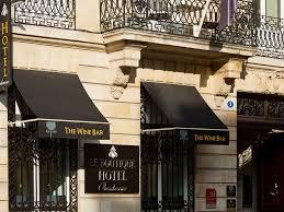 hotel in bordeaux le boutique hotel bordeaux