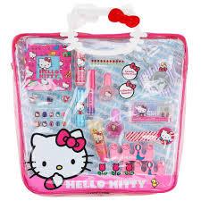Hello Kitty Bedroom Set Toys R Us Sanrio Hello Kitty Cosmetics Make Up Pretend Play Girls Gift