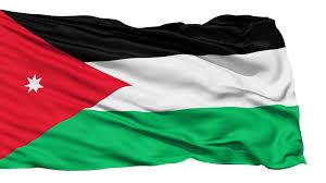 Flag Jordan Waving National Flag Of Jordan Motion Background Videoblocks