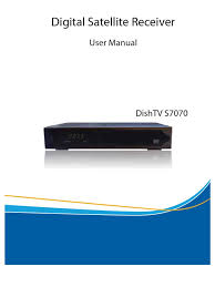 dishtv s7070 manual for web set top box menu computing