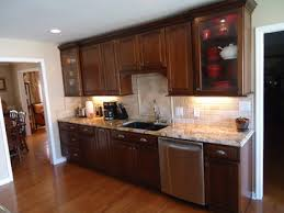 Kraftmaid Cognac Cabinets Kitchen Design Ideas Cognac Cabinet - Cognac kitchen cabinets