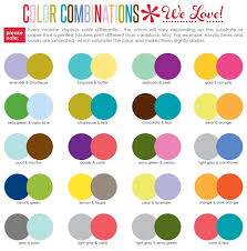 2 color combination colour combination chart life planner happy strong impression best