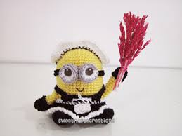 assemble minions 10 free minions crochet patterns moogly