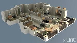 3d floor plans u2013 laferida com