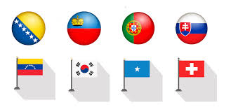 Conutry Flags Best Country Flag Icons To Use For Websites