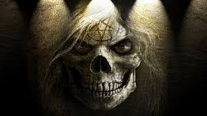 skull halloween background cool hd skull wallpapers group 85