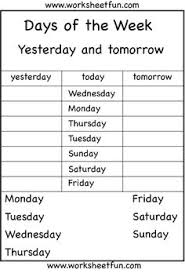 months of the year 1ª eval the year what month and daily routines