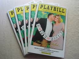 playbill wedding program playbill wedding program welcome wedding guide
