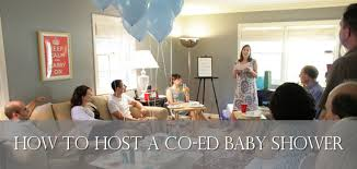 coed baby shower how to host a coed baby shower couples baby shower ideas
