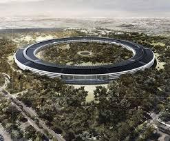 feu vert siege social apple feu vert pour la construction du nouveau cus futuriste