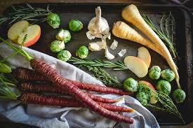 Green Root Vegetables - roasted root vegetables u2014 calm eats