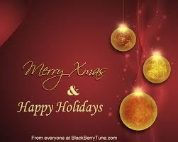 merry happy holidays blackberrytune