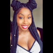black hair buns 72 box braids hairstyles with instructions and images beautified