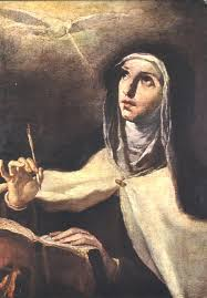 communion with the beloved the contemplative prayer of st teresa