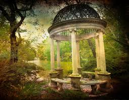 Decorative Concrete Pillars 35 Gazebo Designs Picture Gallery Designing Idea