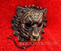 lion mask regal lion mask by merimask on deviantart