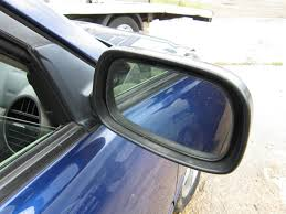 lexus is300 blue 99 05 lexus is200 is300 complete wing mirror driver side o s blue