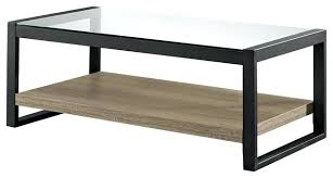 ikea glass top coffee table with drawers glass top coffee table redencabo me